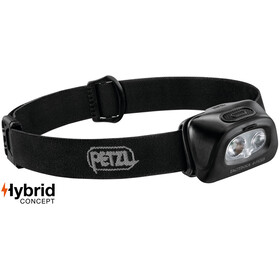 Petzl Tactikka+ RGB Faretto, black